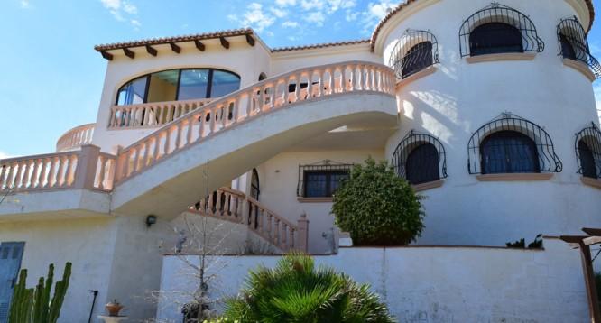 Villa Colina del Sol en Calpe (75)
