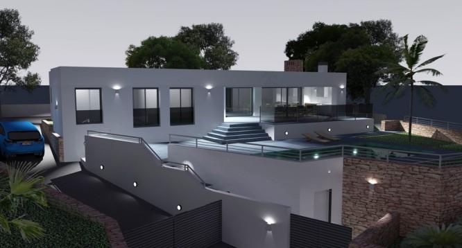 Villa Moderna en Moraira (3)