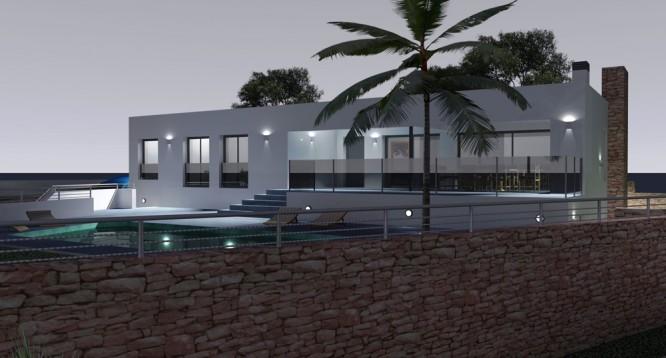 Villa Moderna en Moraira (4)