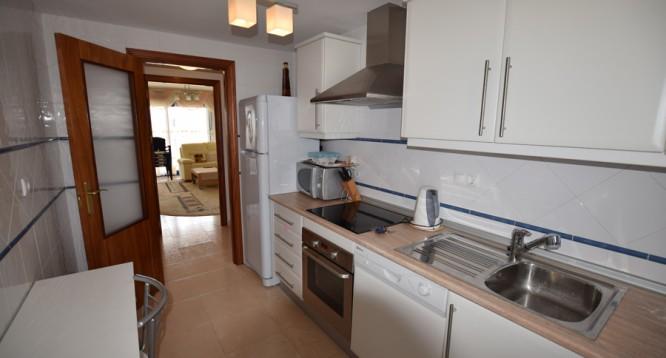 Apartamento Cuellard en Calpe en alquiler de larga temporada (24)