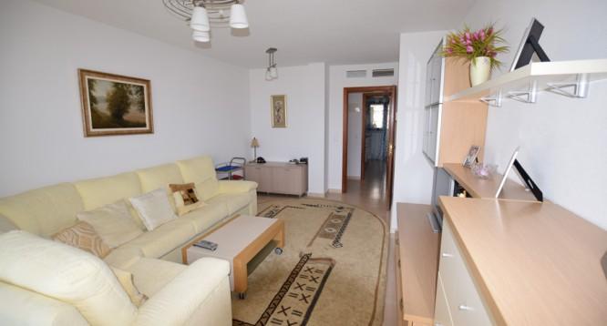 Apartamento Cuellard en Calpe en alquiler de larga temporada (3)