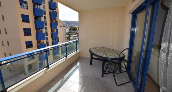 Apartamento Cuellard en Calpe en alquiler de larga temporada (4)