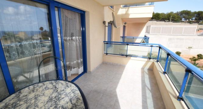 Apartamento Cuellard en Calpe en alquiler de larga temporada (5)