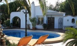 Casa Canuta Ifach en Calpe (1)