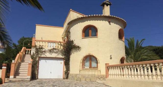 Villa Carrio A en Calpe (2)