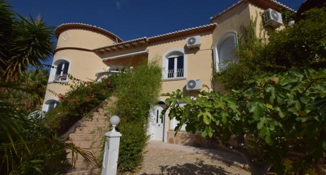 Villa Cometa III G en Calpe (1)