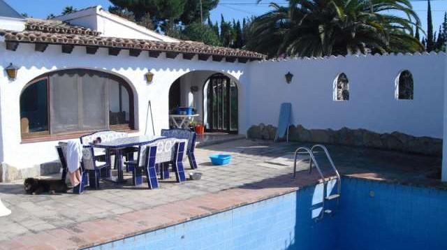 Villa Empedrola M14 en Calpe (3)
