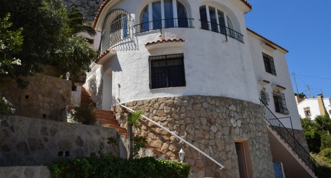 Villa Maryvilla L en Calpe (2)