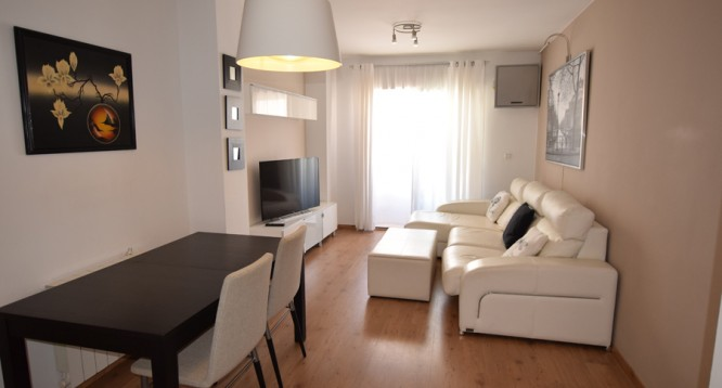 Apartamento La Marina en Calpe (1)