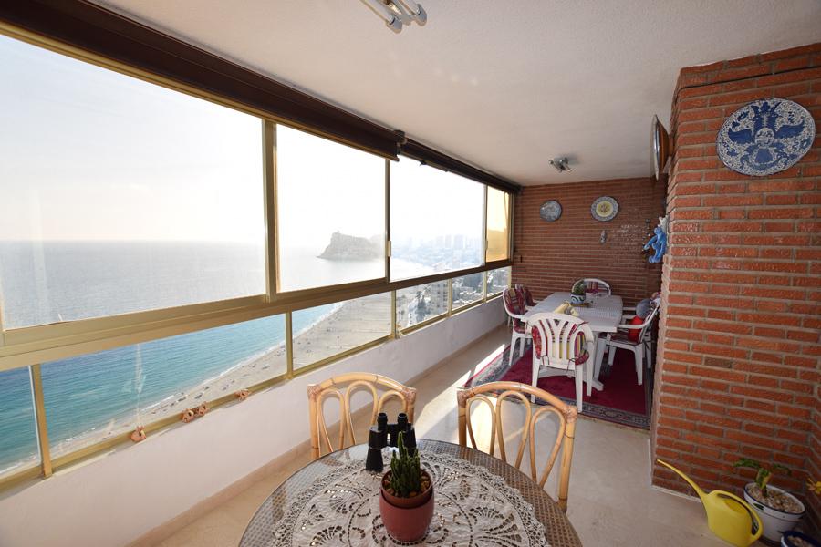 Appartement principado marina 24 benidorm acheter ou for Acheter une maison a alicante