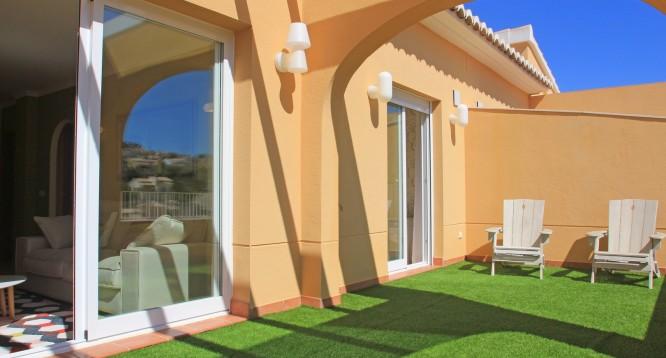 Apartamento Miramar Montecarla Cumbre del Sol en Benitachell (13)