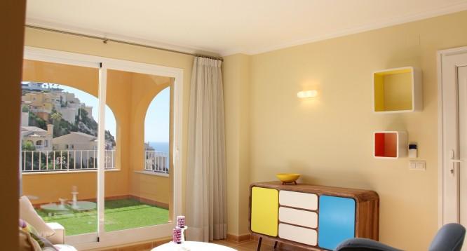 Apartamento Miramar Montecarla Cumbre del Sol en Benitachell (2)