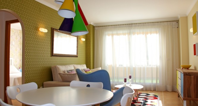 Apartamento Miramar Montecarla Cumbre del Sol en Benitachell (4)