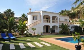 Villa La Fustera à Benissa Costa