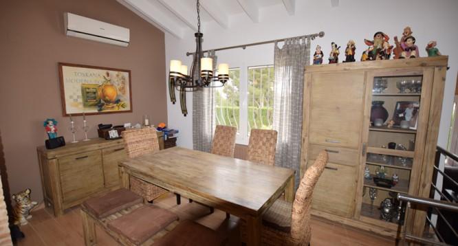 Villa Altea Golf en Sierra de Altea (39)
