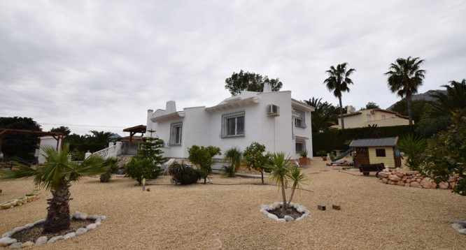 Villa Altea Golf en Sierra de Altea (50)