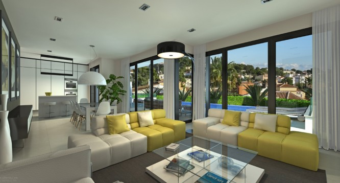 Villa Costeres 12 C en Calpe (5)