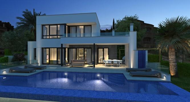 Villa Costeres 12 C en Calpe (6)