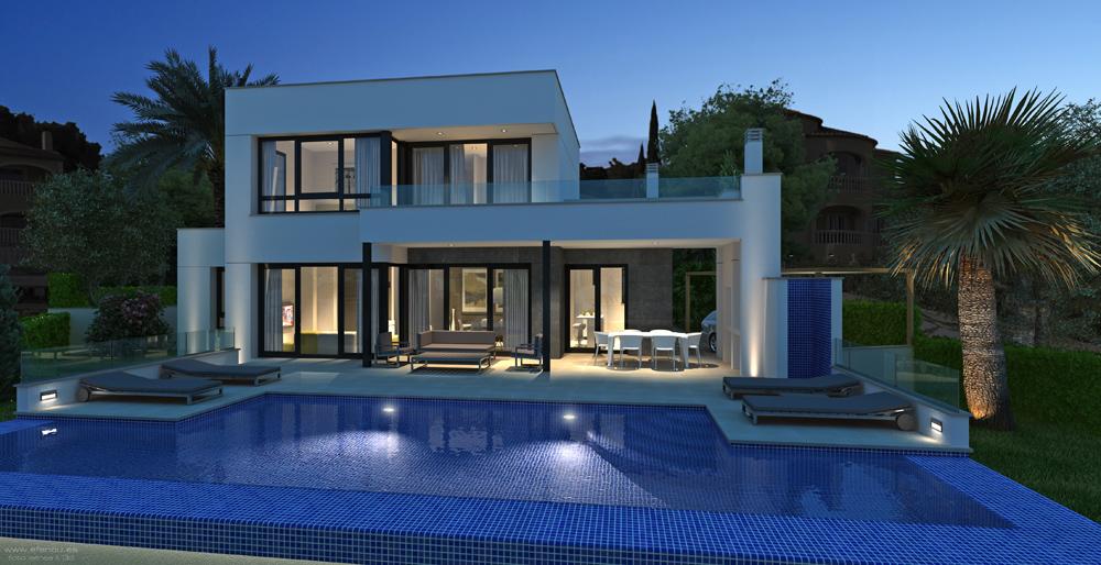 Villa costeres c calpe acheter ou louer une maison for Acheter ou louer une maison