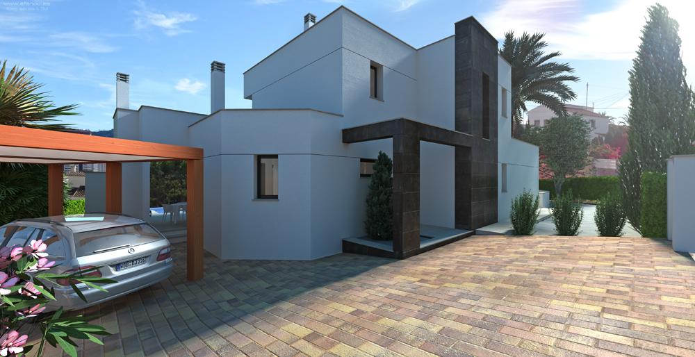 Villa costeres c calpe acheter ou louer une maison for Acheter une maison a alicante