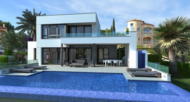 Villa Costeres 12 C en Calpe (9)