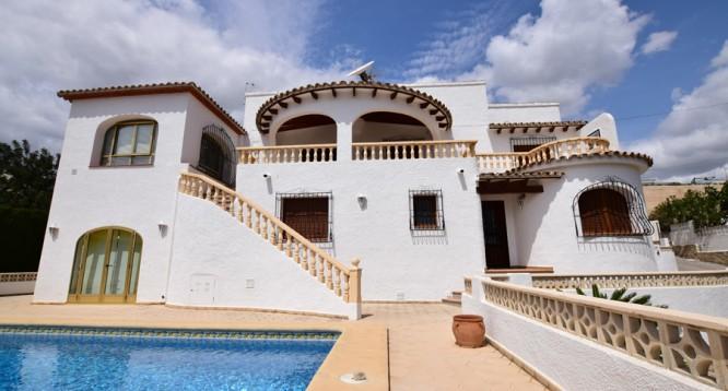 Villa Pinarmar en Calpe (1)