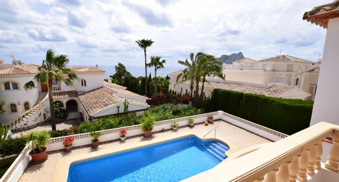 Villa Pinarmar en Calpe (3)