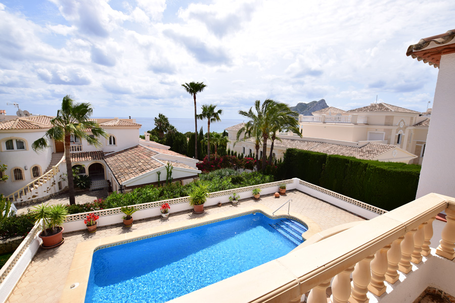 Villa pinarmar calpe en location saisonni re acheter for Acheter une maison a alicante