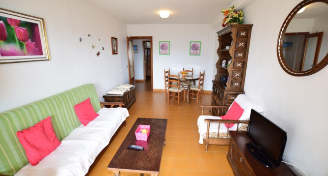 Apartamento  Voramar en Calpe para alquiler de temporada (4)