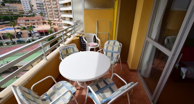 Apartamento  Voramar en Calpe para alquiler de temporada (5)
