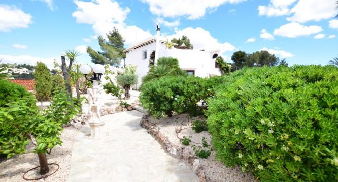 Villa Baladrar en Benissa en alquiler de temporada (2)