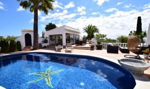 Villa Baladrar à Benissa Costa en location saisonnière