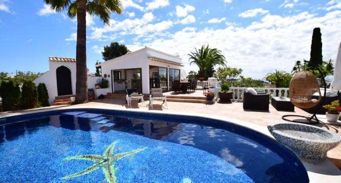 Villa Baladrar en Benissa en alquiler de temporada (30)