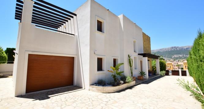 Villa Pla Roig en Calpe (1)
