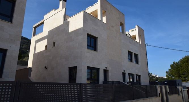 Adosado Villa Canuta en Calpe (1)