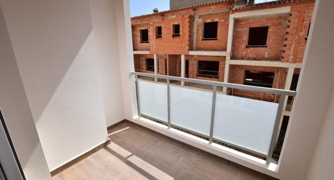 Apartamento Ibiza tipo D16 de 3 dormitorios en Teulada (2)
