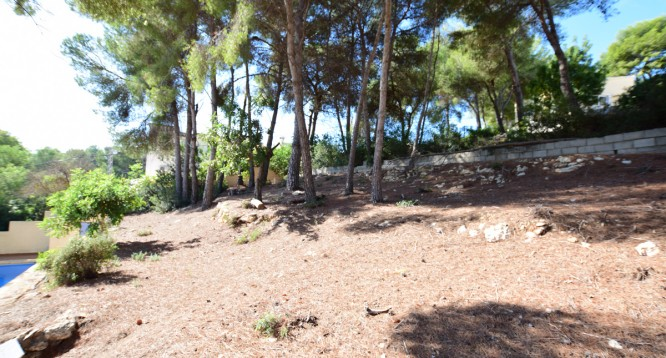 Villa Viuda el Portet en Moraira (2)