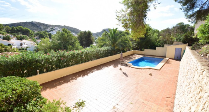 Villa Viuda el Portet en Moraira (21)
