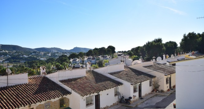 Adosado Segovia en Moraira (1)
