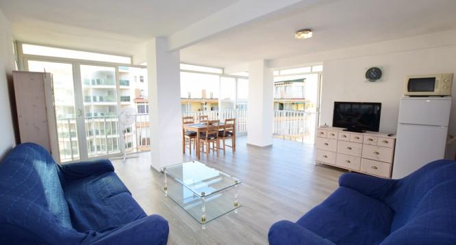Apartamento Miramar 8 para alquilar en Calpe (1)