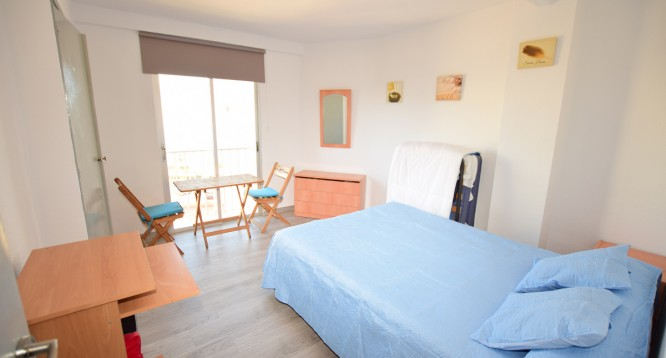 Apartamento Miramar 8 para alquilar en Calpe (9)