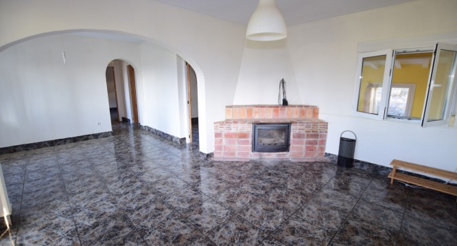 Villa Muntanya Llarga en Lliber (1)