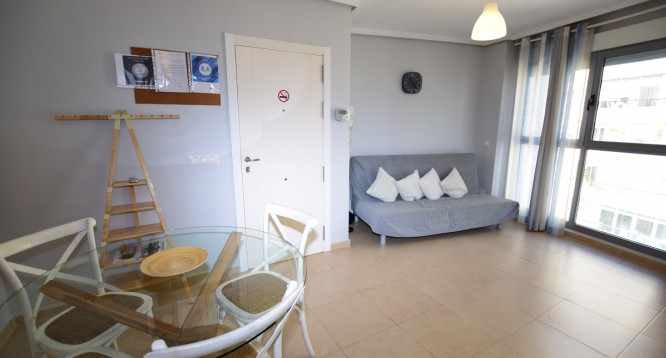 Apartamento Plaza Mayor 3 en Calpe (16)