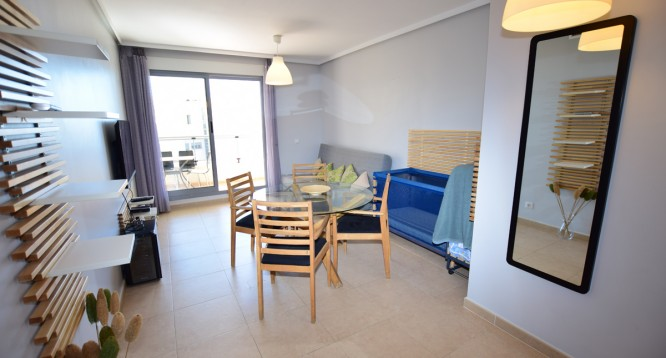 Apartamento Plaza Mayor 5 en Calpe (13)