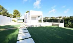 Villa Fustera a Benissa costa