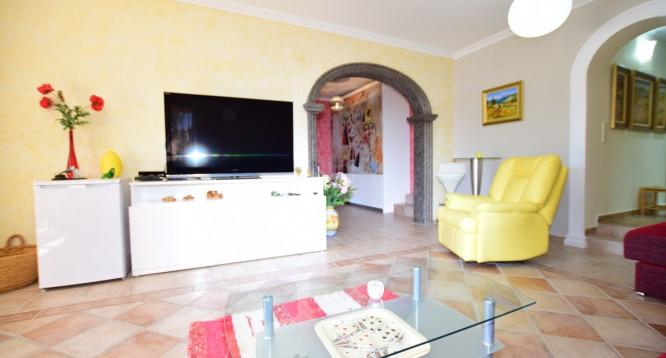 Villa Los Pinos Bassetes en Calpe (15)