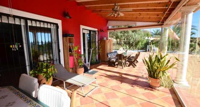 Villa Los Pinos Bassetes en Calpe (35)