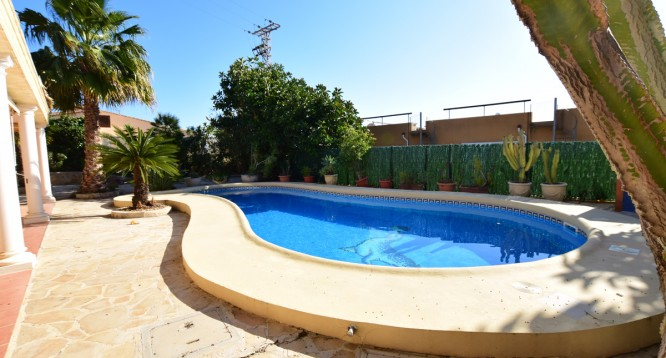 Villa Los Pinos Bassetes en Calpe (4)