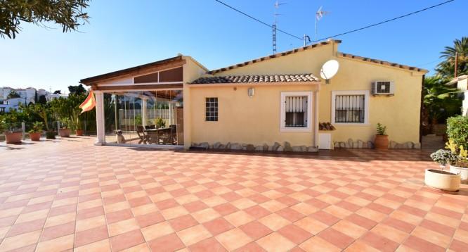 Villa Los Pinos Bassetes en Calpe (41)