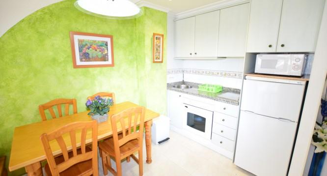 Apartamento Topacio III 1D en Calpe (5)